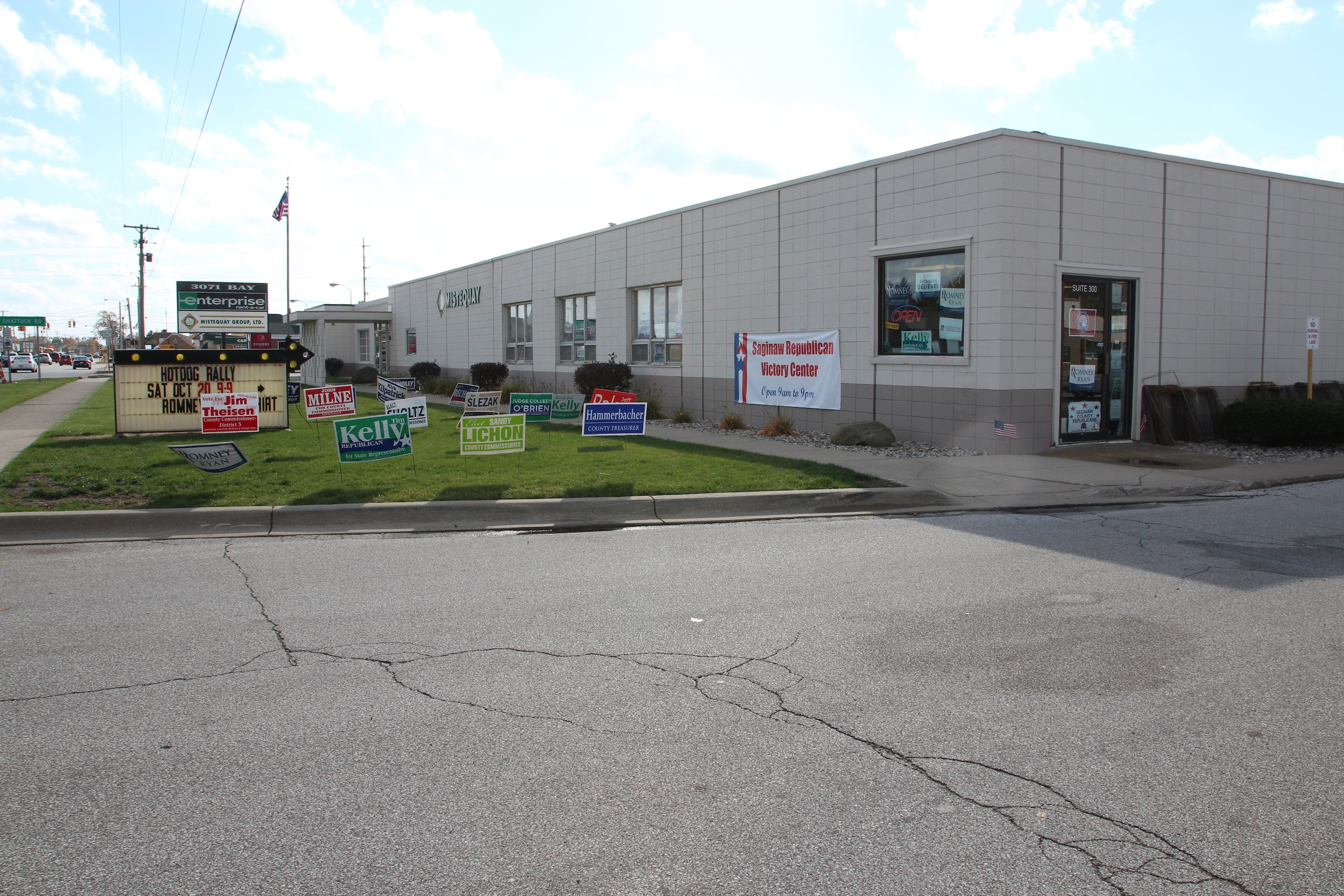 The Saginaw Republican Victory Center